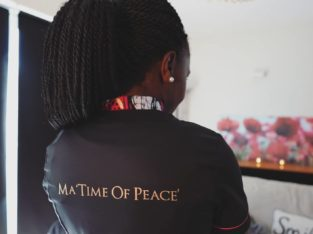 MA'TIME OF PEACE