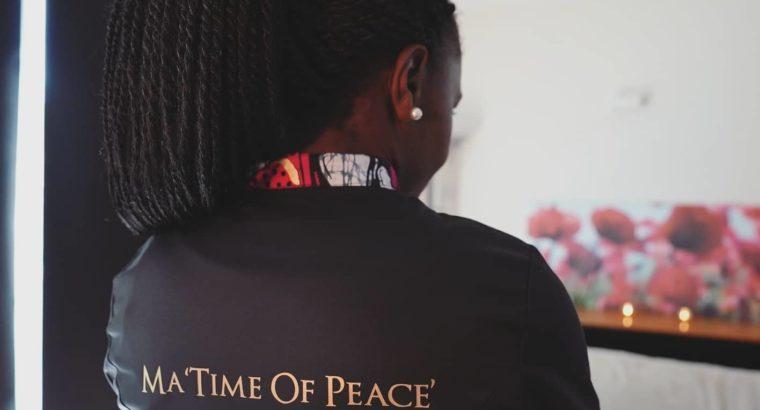 MA'TIME OF PEACE