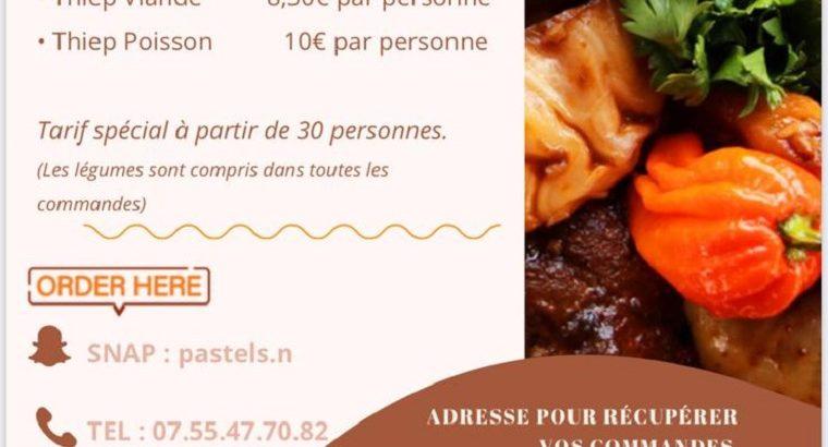 LES BONS PLATS D'AFRIQUE DE L'OUEST
